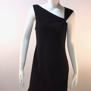David Meister Little Black Dress